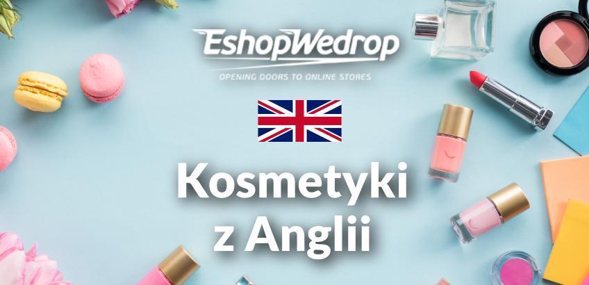 Kosmetyki z Anglii