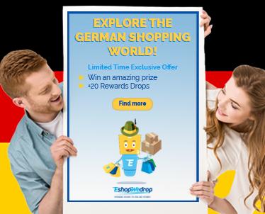 Explore the German Shopping World