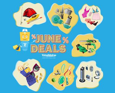 Co kupić w czerwcu - najlepsze oferty
