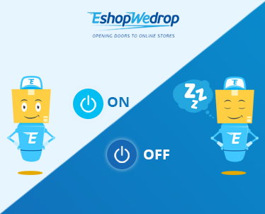 The brand-new EshopWedrop automated delivery system is now live!!