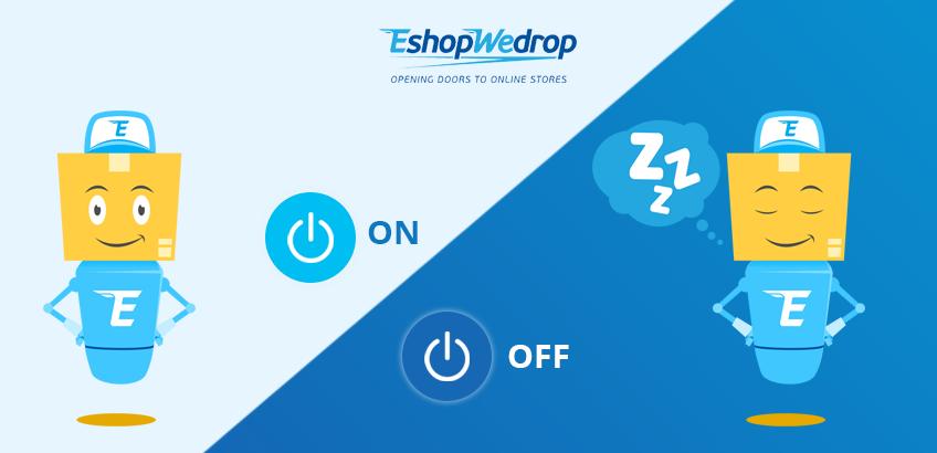 Zupełnie nowy automatyczny system dostawy EshopWedrop jest już dostępny !!