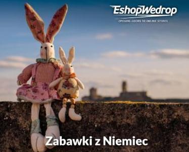 Zabawki z Niemiec