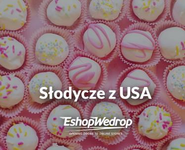 Słodycze z USA