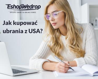 Jak kupować ubrania z USA?
