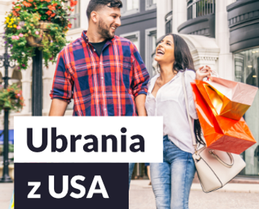 Ubrania z Ameryki na każdą okazję i Twoją kieszeń