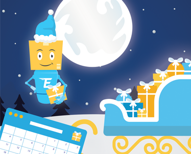 Winter Holidays and Christmas Delivery Schedule.
