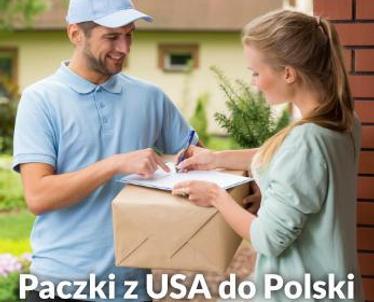 Paczki z USA do Polski - szybko, tanio i efektywnie!