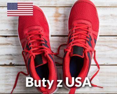 Buty z USA