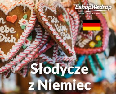 Słodycze z Niemiec