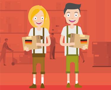 Ważne informacje - Nowy niemiecki adres EshopWedrop